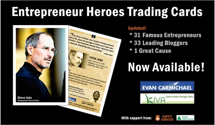 Entrepreneur Heroes