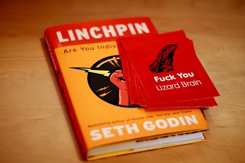 Linchpins and Lizard brain