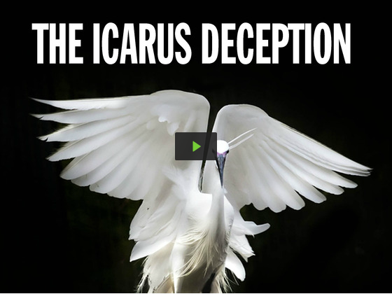 the icarus deception, why make art, new book from Seth Godin